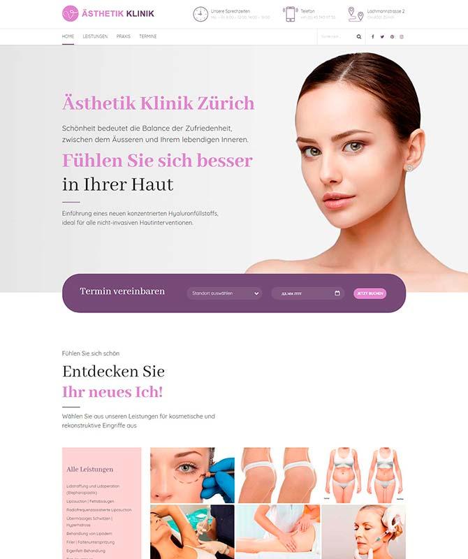 Ästhetik Klinik Zürich